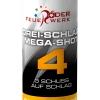 Röder Feuerwerk Drei-Schlag Mega-Shot 4 (Drei-Schlag Mega-Shot 4)