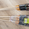 Premium-Rakete Silberweide und Rote Blinker