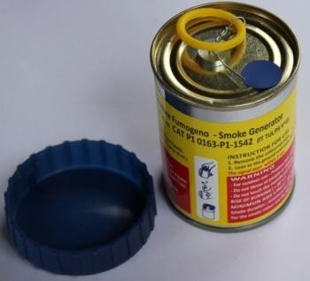 Rauchtopf Violett 1 min - Smoke Generator