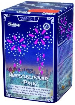 Weissblinker-Pink