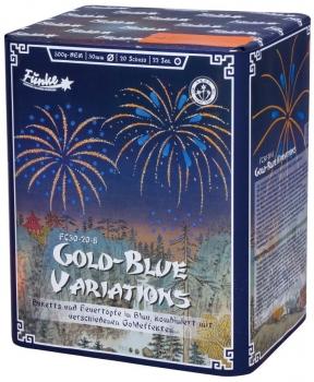 Gold-Blue Variations (20 Schuss)