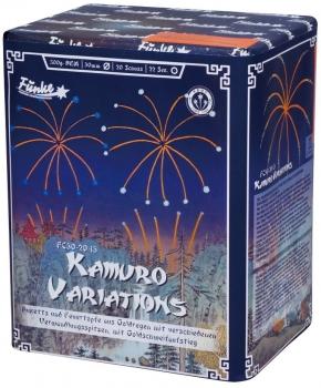 Kamuro Variations