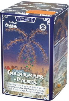 Goldcracker-Palmen