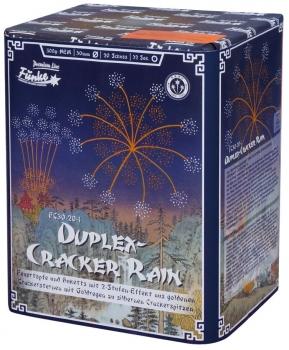 Duplex-Cracker Rain