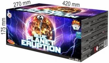 Blue Planet Eruption