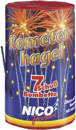 Kometenhagel