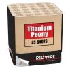 Titanium Peony (03625)