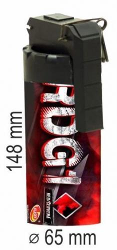 RDG1-červená (Hebelzünder)