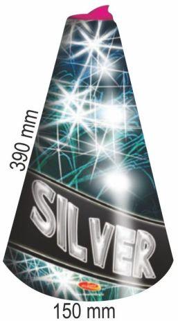 Vulkán 1500 g - Silver