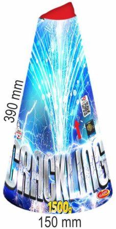 Vulkán 1500 g - Crackling