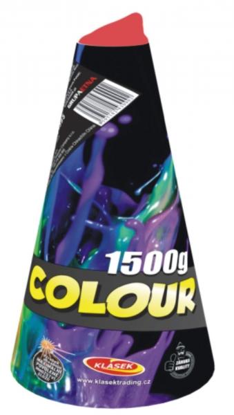 Vulkán 1500 g - Colour