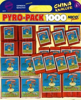Pyro-Pack 1000