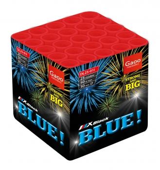 X-Black Blue!