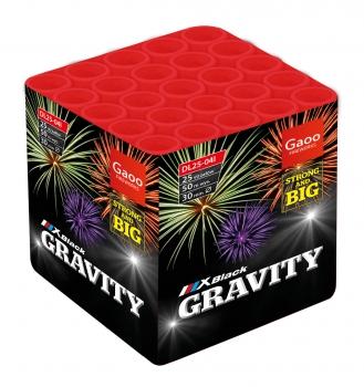 X-Black Gravity