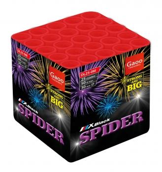 X-Black Spider