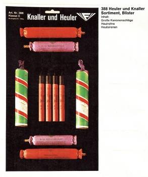 Knaller und Heuler