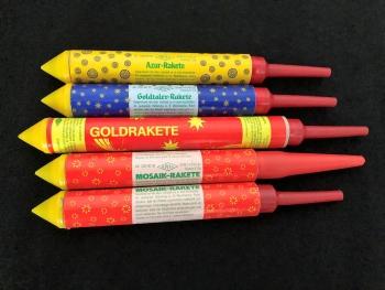 Goldtaler-Rakete
