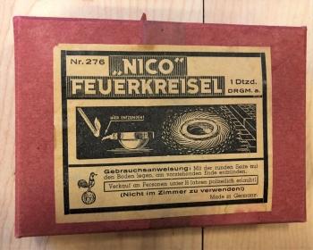 Nico Feuerkreisel (D.R.G.M)