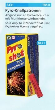 Pyro-Knallpatrone (Pyroshot)