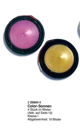 Color-Sonne