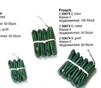 Frosch, mittel