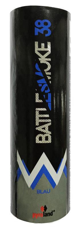 Battlesmoke 38 (mit Reißzünder 80s, Blau)