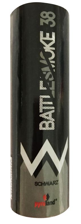 Battlesmoke 38 (mit Reißzünder 80s, Schwarz)
