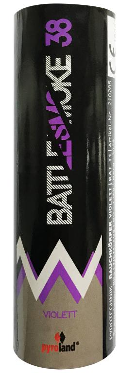 Battlesmoke 38 (mit Reißzünder 80s, Violett)