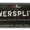 Powersplit 38 (mit Reißzünder 20s, Gelb) (210289)