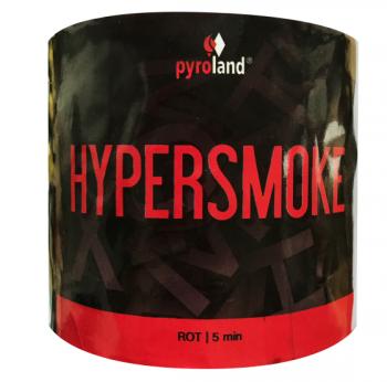 Hypersmoke (m. Reißzünder 300s, Rot)