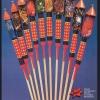 Multi-Color-Rakete (127)