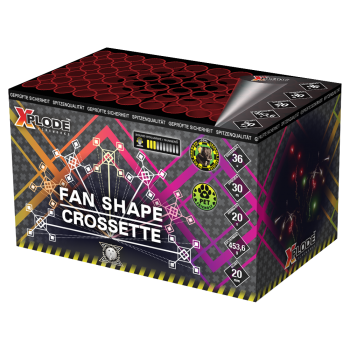 Fanshape Crossette (Fan Shape Crossette)
