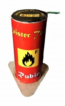 Knister-Teufel Rubin