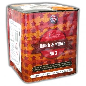 Billich&Willich No. 3