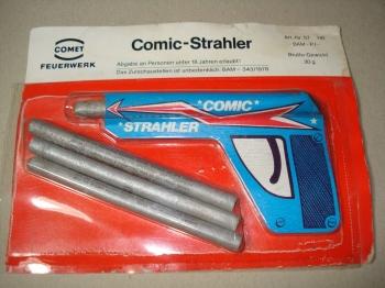 Comic-Strahler