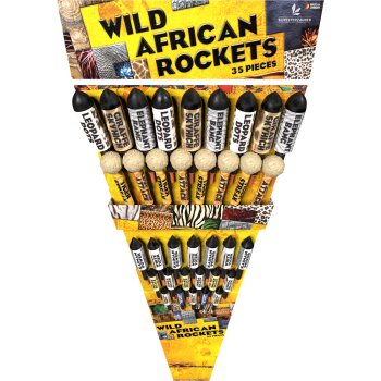 Wild African Rockets