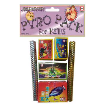 Pyro-Pack for Kids