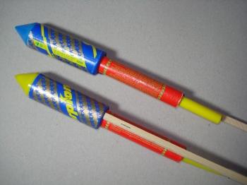 "Skorpion-Rakete (älter: Sternrakete ""Skorpion"") [Nico-Fertigung]"