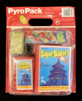 Pyro Pack (Power-Pack)