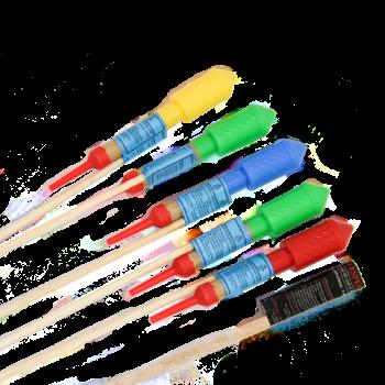 Volador No 7 Color