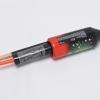 Smaragd (Rakete 256) - rote Hülse
