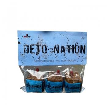 Deto-Nation Blau