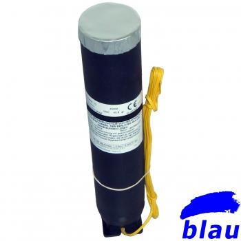 Single Shot 'Europlá', 45 mm, blau