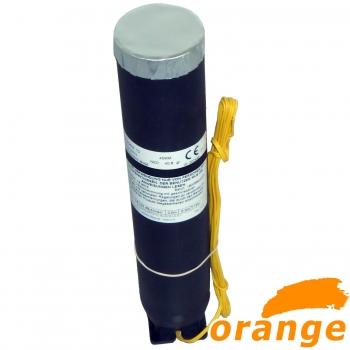Single Shot 'Europlá', 45 mm, orange