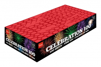 Celebration 8 (quiet fireworks)