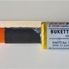 Bukettrakete 906 Rote Blinker mit Silberschweif (906)