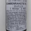 Bombenrakete 920 Duplex, 1. Weiße Blinker - 2. Rot (920)