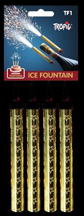 Ice Fountain - 12 cm (4er Set)