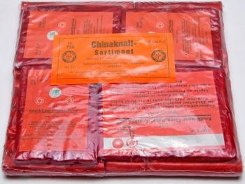 Chinaknall-Sortiment