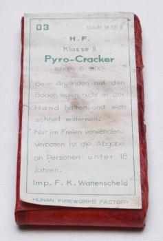 Pyro Cracker [alte BAM-Nr. 1638 II]